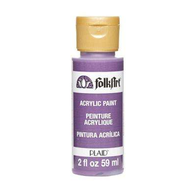 2 oz. Violet Pansy Acrylic Craft Paint