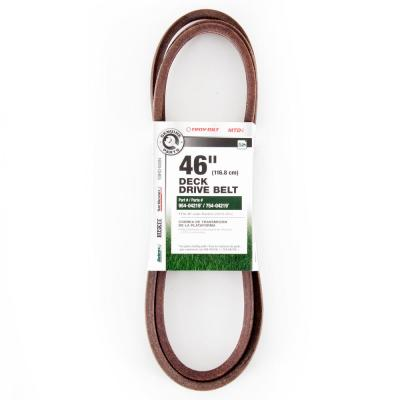 Deck Drive Belt for 46 in. Lawn Tractors 2009 and After
