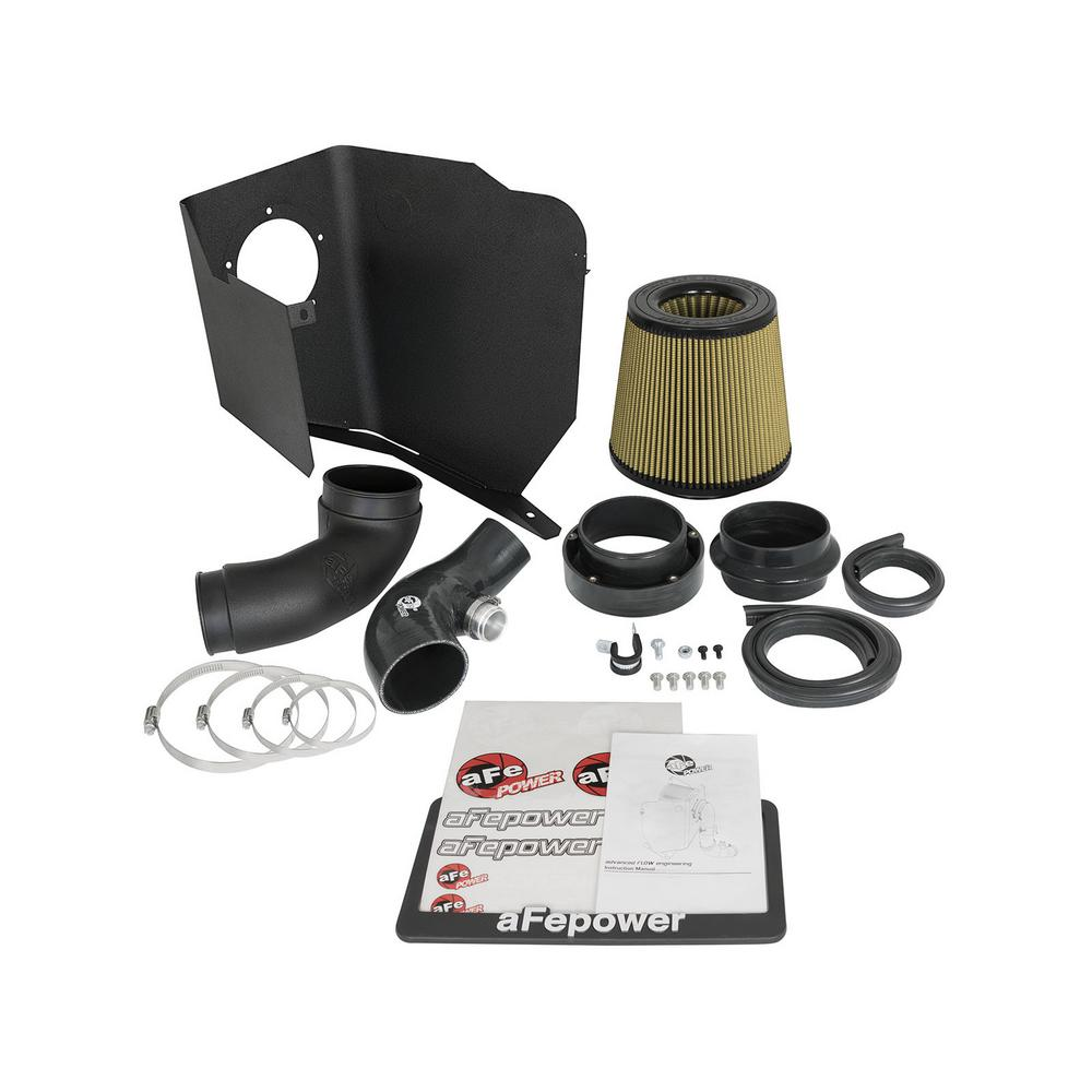 aFe Power Stage2 Pro Dry S Cold Air Intake System for GM Colorado//Canyon 3.6L 17
