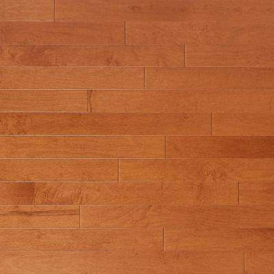 Take Home Sample - Vintage Maple Gilded Engineered Click Hardwood Flooring - 5 in. x 7 in.