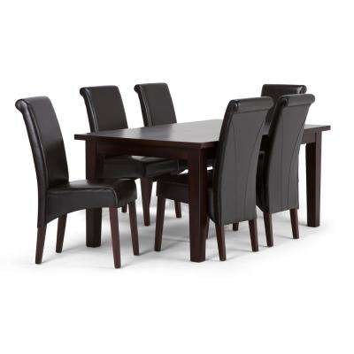 Rectangle - Brown - Rustic - Dining Room Sets - Kitchen & Dining ...
