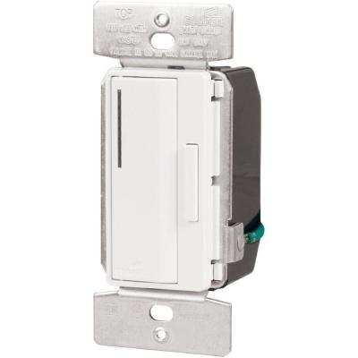 Almond Finish EATON Wiring AF10-A ACCELL Smart Dimmer Single-Pole Decorator Light Switch