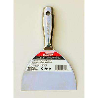 6 in. Wal-Pro Stainless Steel Joint Knife