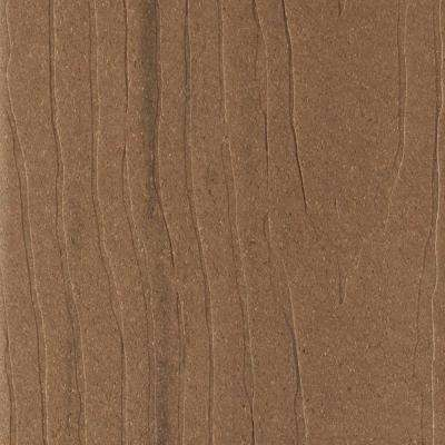 Vantage 1 in. x 5-3/8 in. x 16 ft. Tigerwood Square Edge Composite Decking Board (10-Pack)