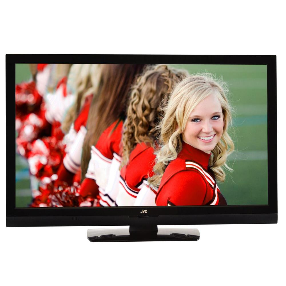 JVC 47 in. Class LCD 1080P 120Hz HDTV-DISCONTINUED