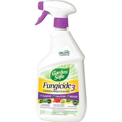 24 fl. oz. Ready-to-Use Fungicide3
