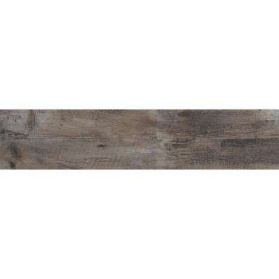 Barnwood Natural 8 in. x 36 in. Glazed Porcelain Floor and Wall Tile (14 sq. ft. / case)