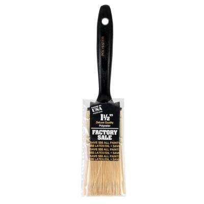 1-1/2 in. Factory Sale Synthetic Brush