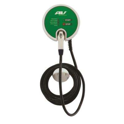 32 Amp Level 2 Ev Charging Station With 25 Ft Cable