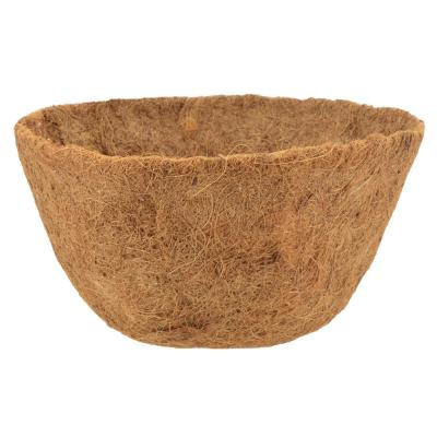 18 in. Coconut Replacement Liner for Hanging Baskets
