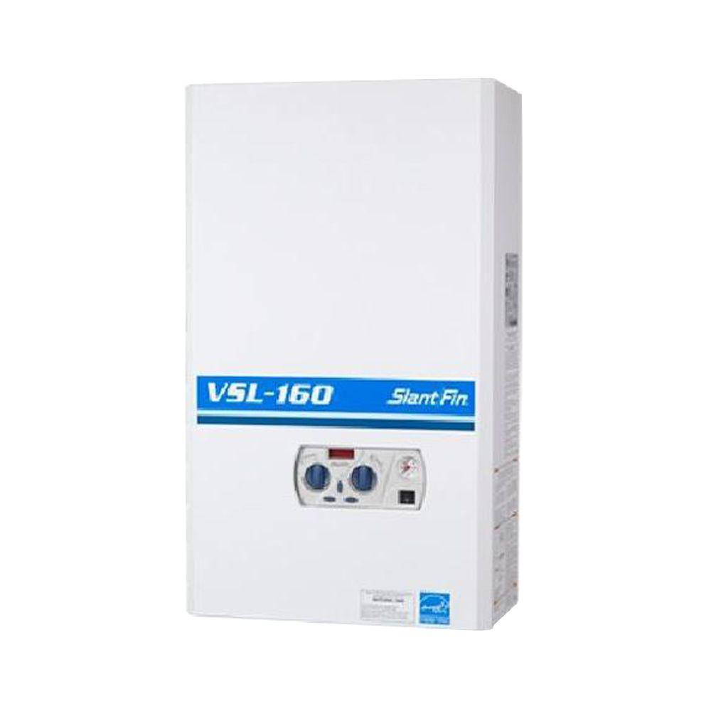 VSL Modulating Condensing Gas Stainless Steel Boiler with Domestic Hot Water