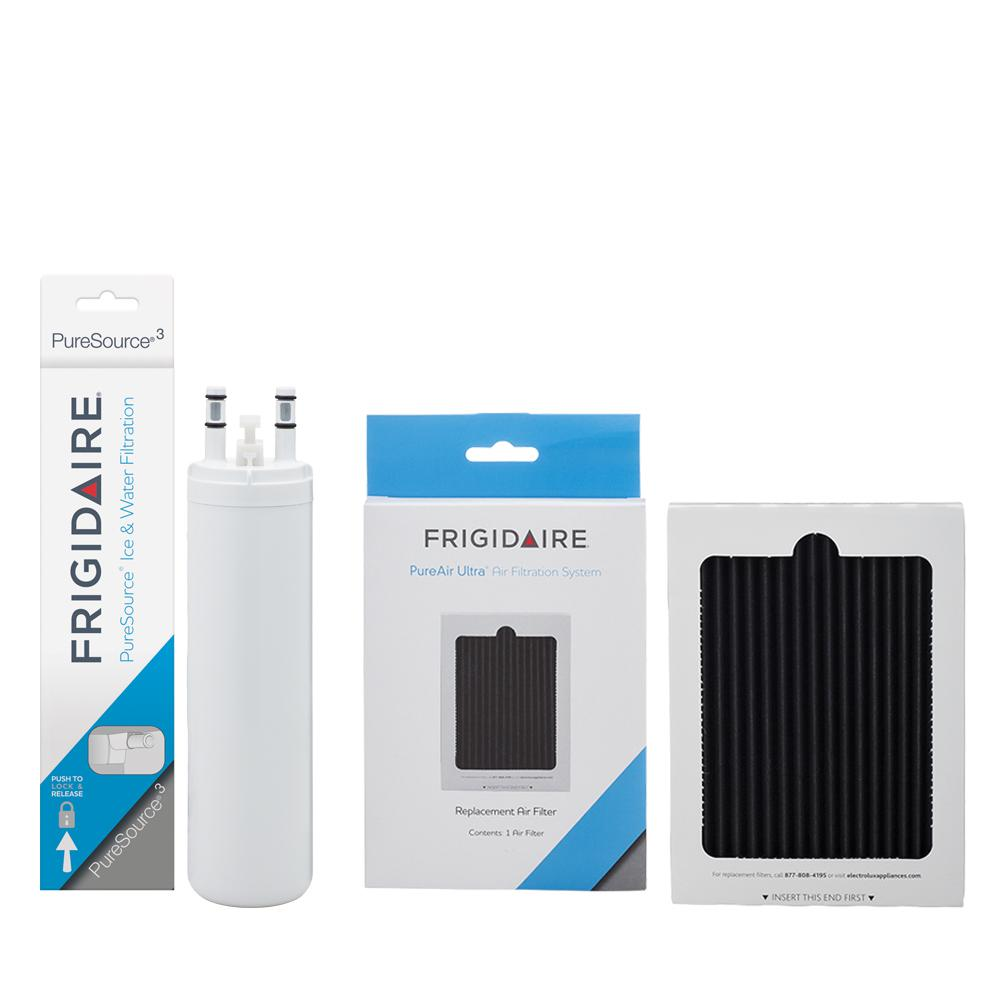 Frigidaire PureSource 3 / PureAir Ultra Water and Air Filter Pack