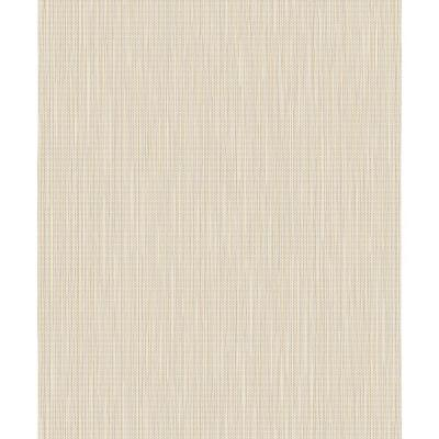 Lawrence Ivory Grasscloth Wallpaper