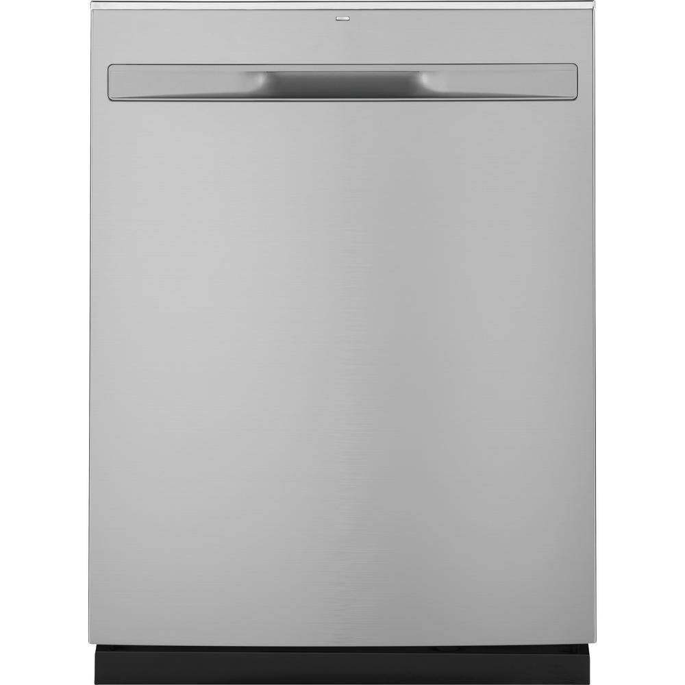 24 in. Top Control Built-In Tall Tub Dishwasher in Stainless Steel