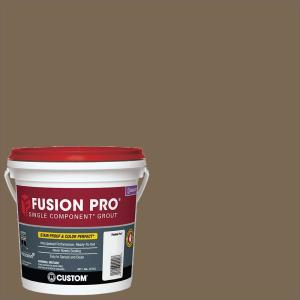 Fusion Pro #59 Saddle Brown 1 Gal. Single Component Grout