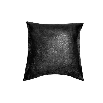 20 in. W x 20 in. L in Black Maddie Decorative Pillow