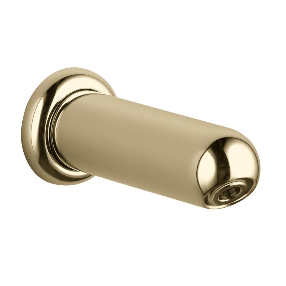KOHLER Master Shower Arm, Vibrant French Gold