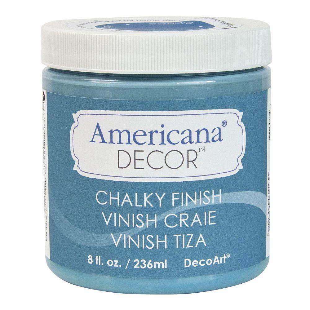 DecoArt Americana Decor 8 oz. Escape Chalky Finish