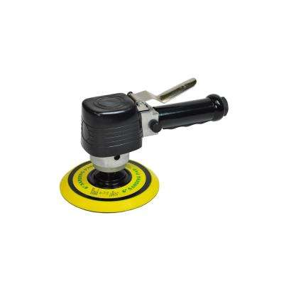 6 in. Industrial Duty Dual Action Orbital Sander