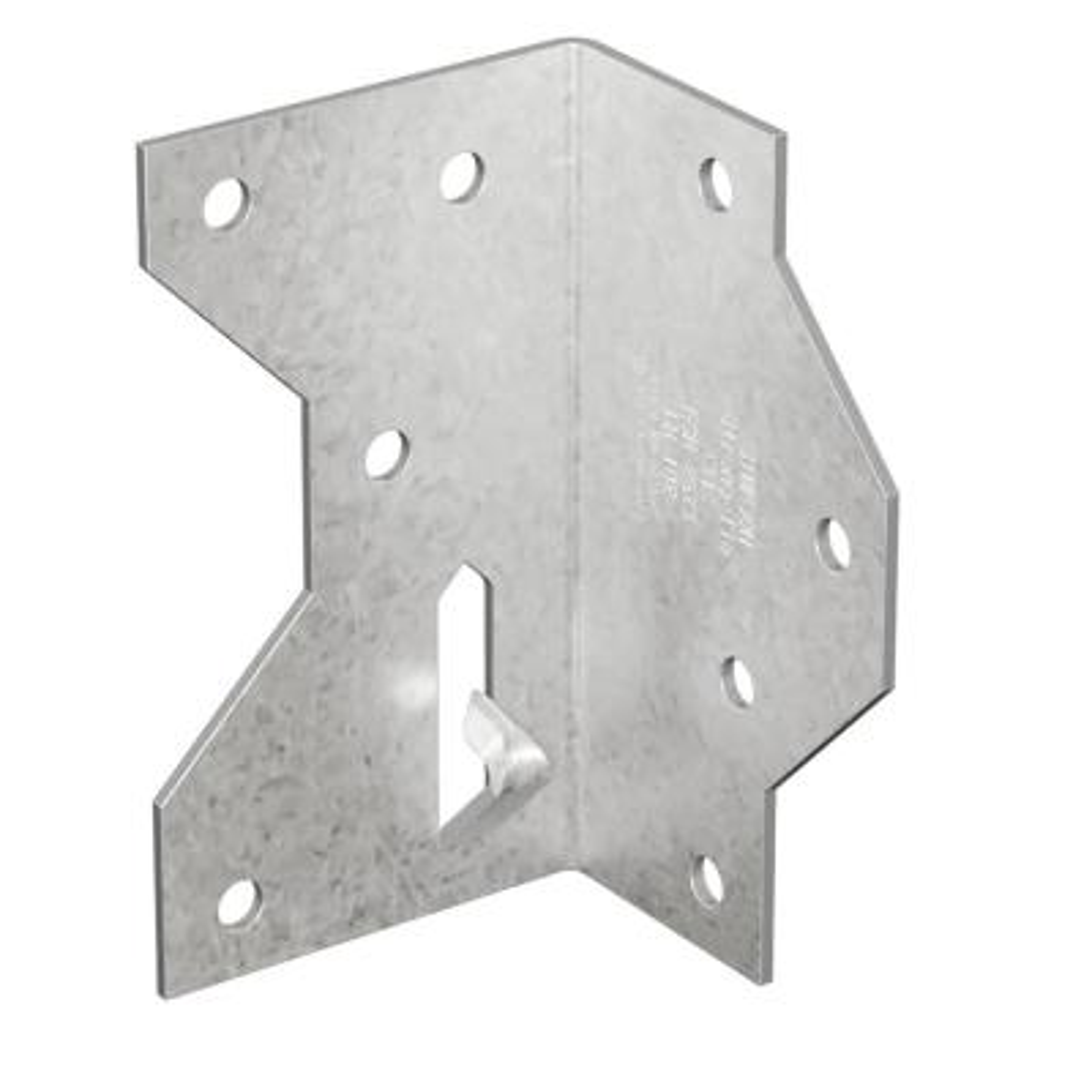1-7/16 in. x 2-1/2in. ZMAX Galvanized Framing Angle