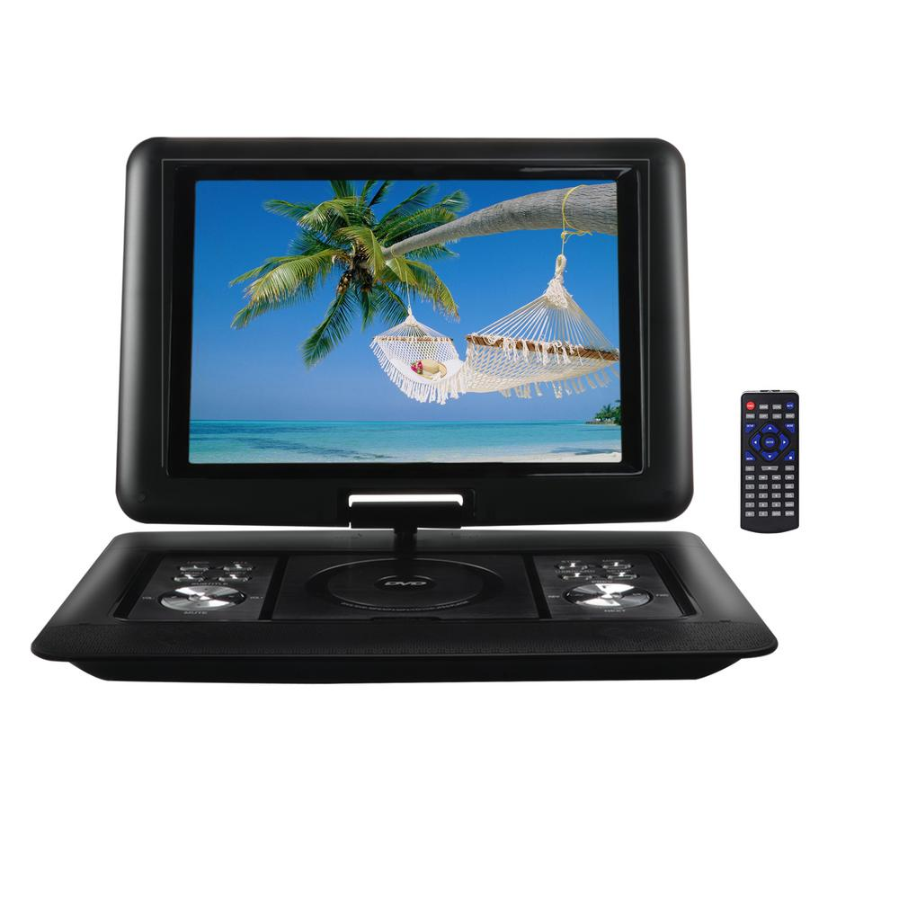 Trexonic 15 4 In Portable Dvd Player