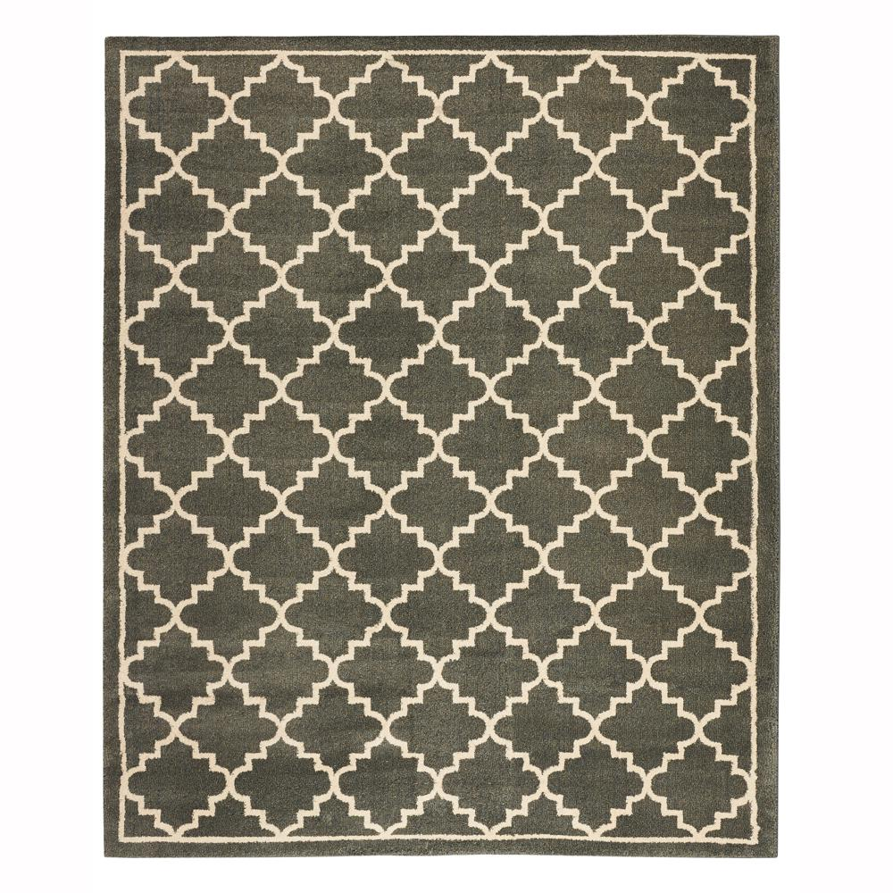 Geometric Rug Pattern Area