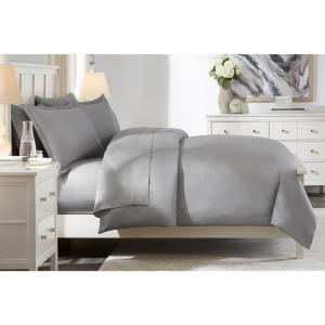 HomeDepot.com deals on Home Decorators 300 Thread Count American Cotton Sateen 3Pc