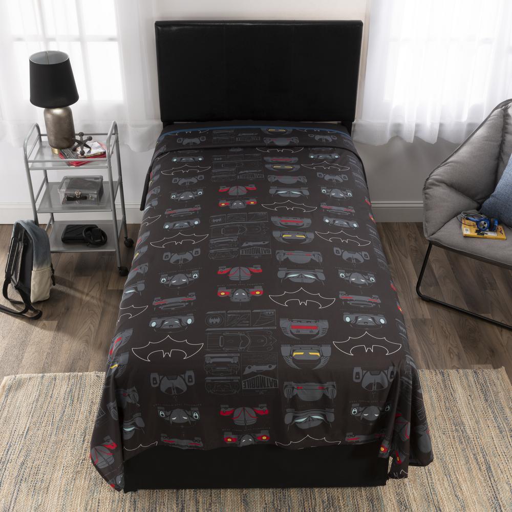 Batman Guardian Sd 5 Piece, Batman Twin Bedding Set