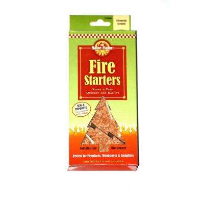 Citronella Scented Fire Starter (5-Pack)