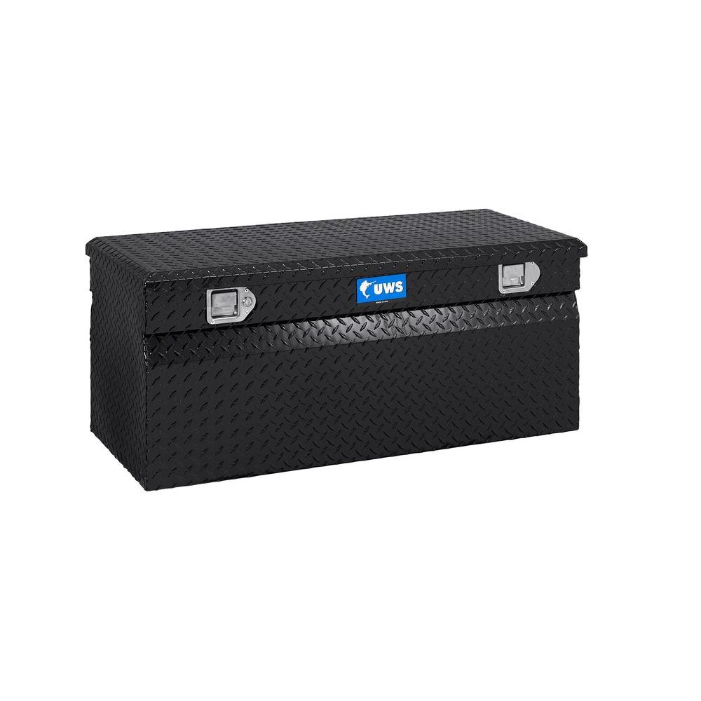 UWS 60 in. Aluminum Black Chest Box