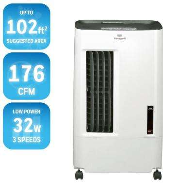 176 CFM 3-Speed Portable Evaporative Cooler (Swamp Cooler) for 102 sq. ft.