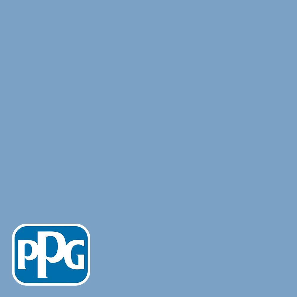 Hdgv15d Periwinkle Blue Eggshell Interior Paint With Primer