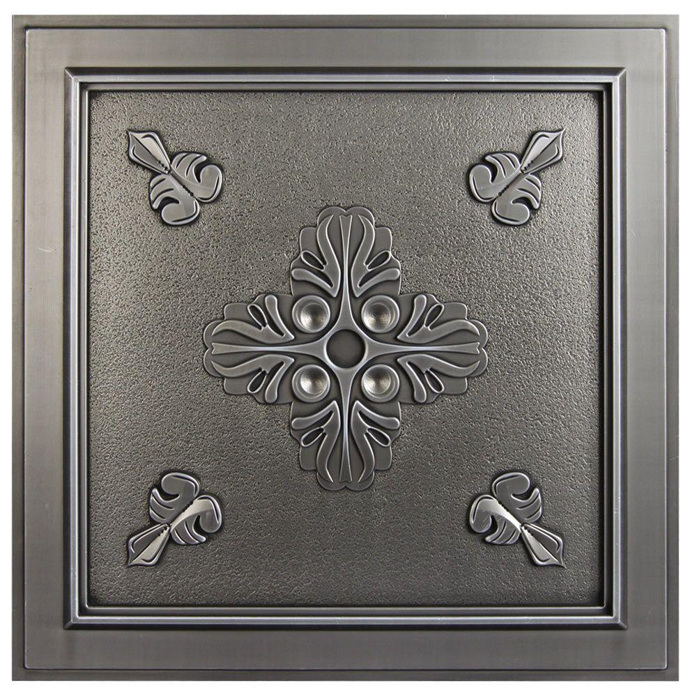 Udecor Belfast 2 Ft X 2 Ft Lay In Or Glue Up Ceiling
