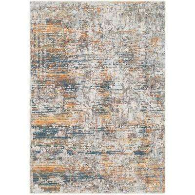 8 x 10 orange area rugs rugs the home depot rh homedepot com