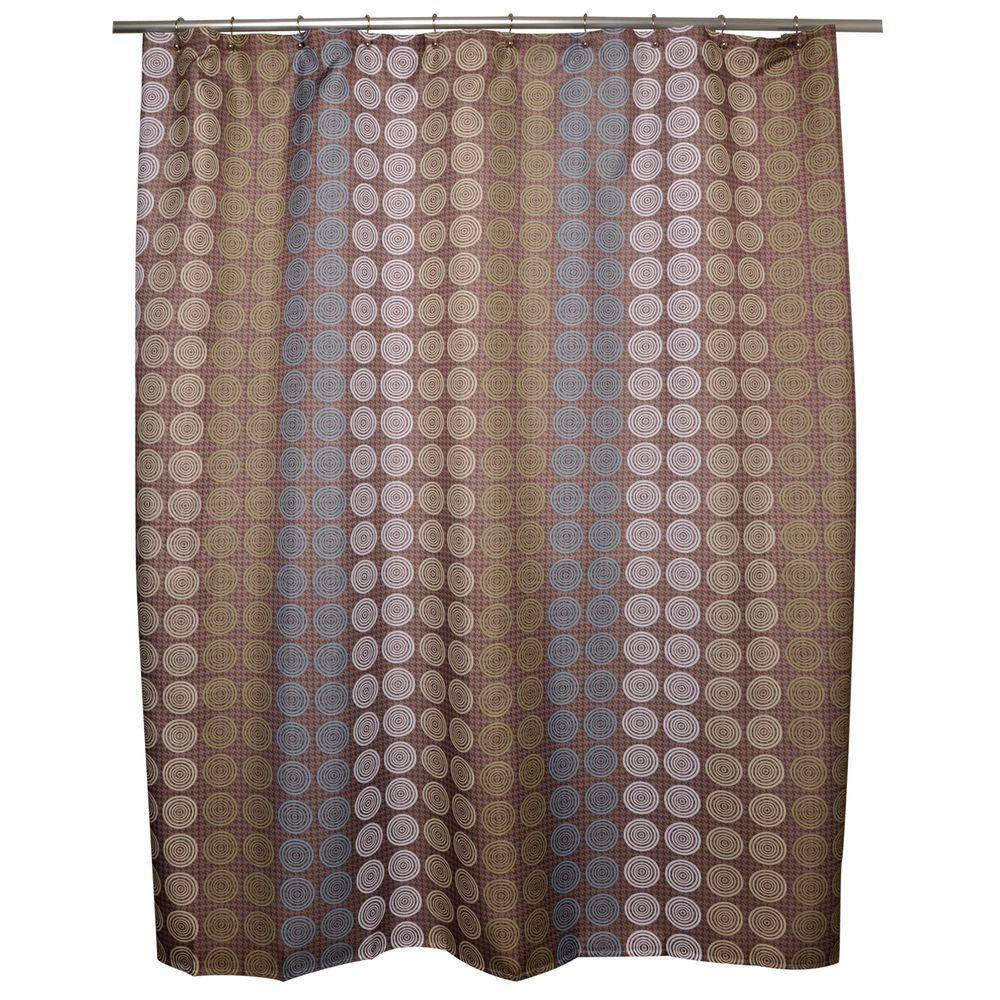 Moge Shower Curtain