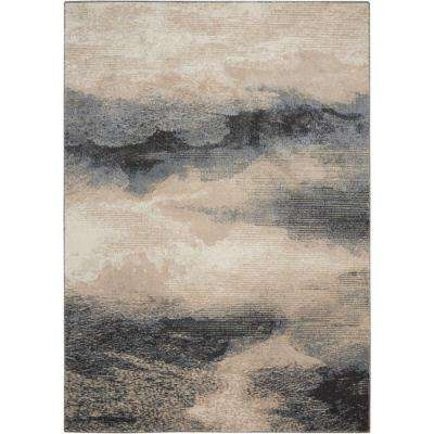 Maxell Flint 5 ft. 3 in. x 7 ft. 3 in. Area Rug