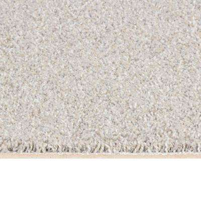 Vintage Elements Lace Texture 24 in. x 24 in. Residential Carpet Tile (10 Tiles/Case)