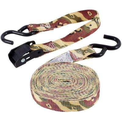 1 in. x 16 ft. Desert Camo Cam Buckle