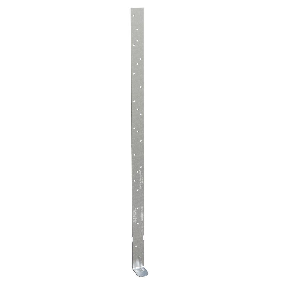 20 in. 16-Gauge Embedded Truss Anchor