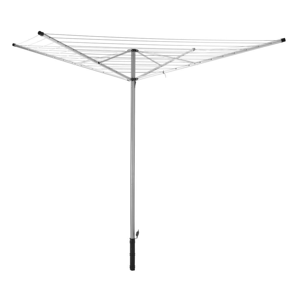 Whitmor Rotary Outdoor Drying Rack