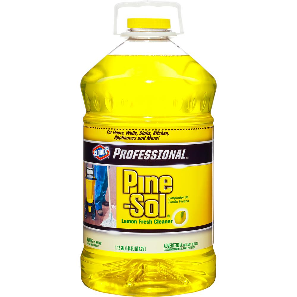 Pine-Sol Professional 144 oz. Lemon Fresh Multi-Surface Cleaner
