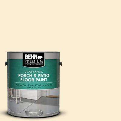 1 gal. #PFC-26 Classic Mustang Gloss Porch and Patio Floor Paint