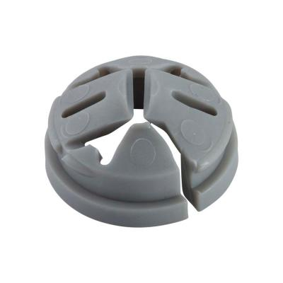 3/8 in. Non-Metallic Push-In Connector (10-Pack)