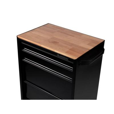 26 in. Hardwood Tool Cabinet Top for Rolling Cabinet