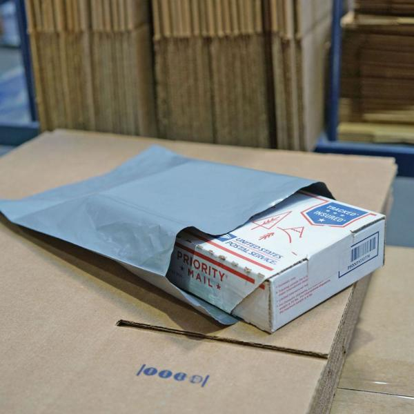 """Poly Mailers 9/"""" x 12/"""" Shipping Mailing Envelopes Self Seal Bags 2.5 Mil 2000 Pcs"""