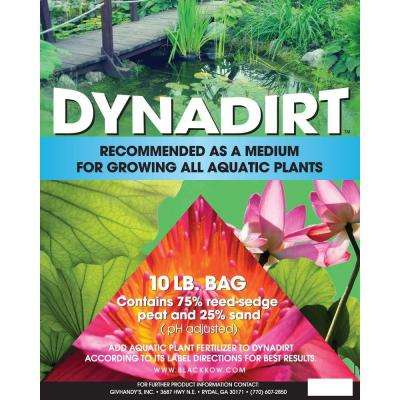 10 lb. DynaDirt Aquatic Planting Soil Bag