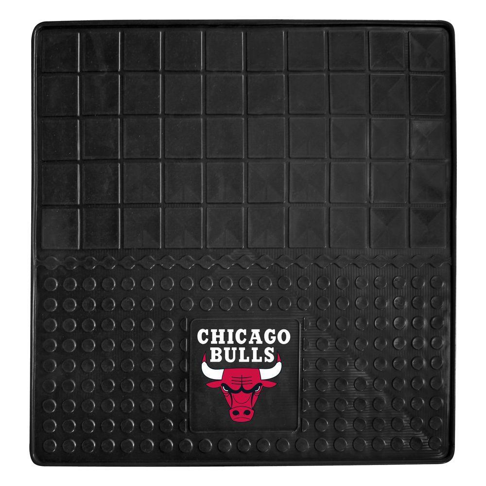 Chicago Bulls Heavy Duty Vinyl 31 in. x 31 in. Cargo