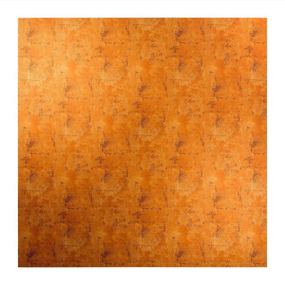 Fasade Flat Panel - 2 ft. x 2 ft. Vinyl Lay-In Ceiling Tile in Muted ...