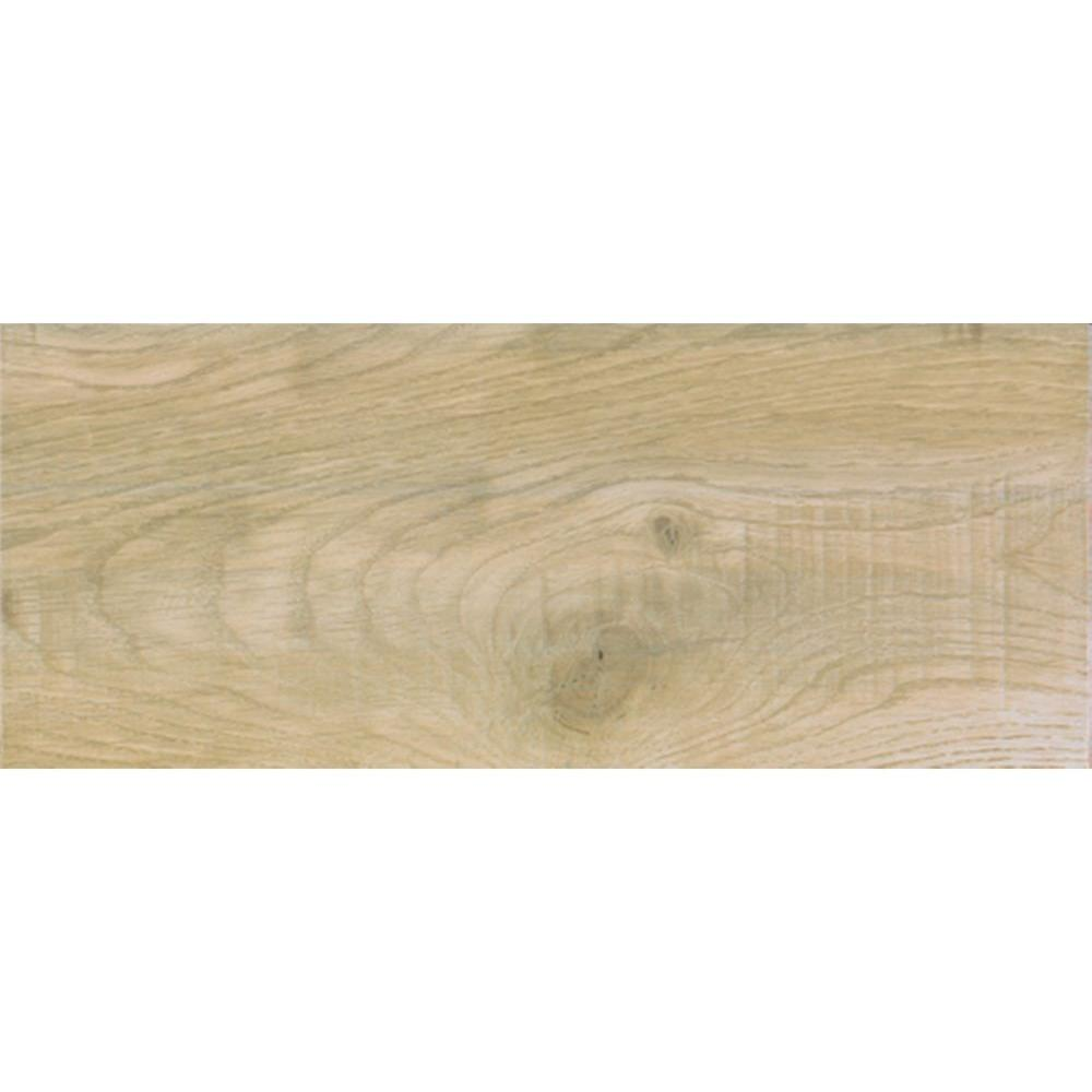 Parkwood Beige 7 in. x 20 in. Ceramic Floor and Wall
