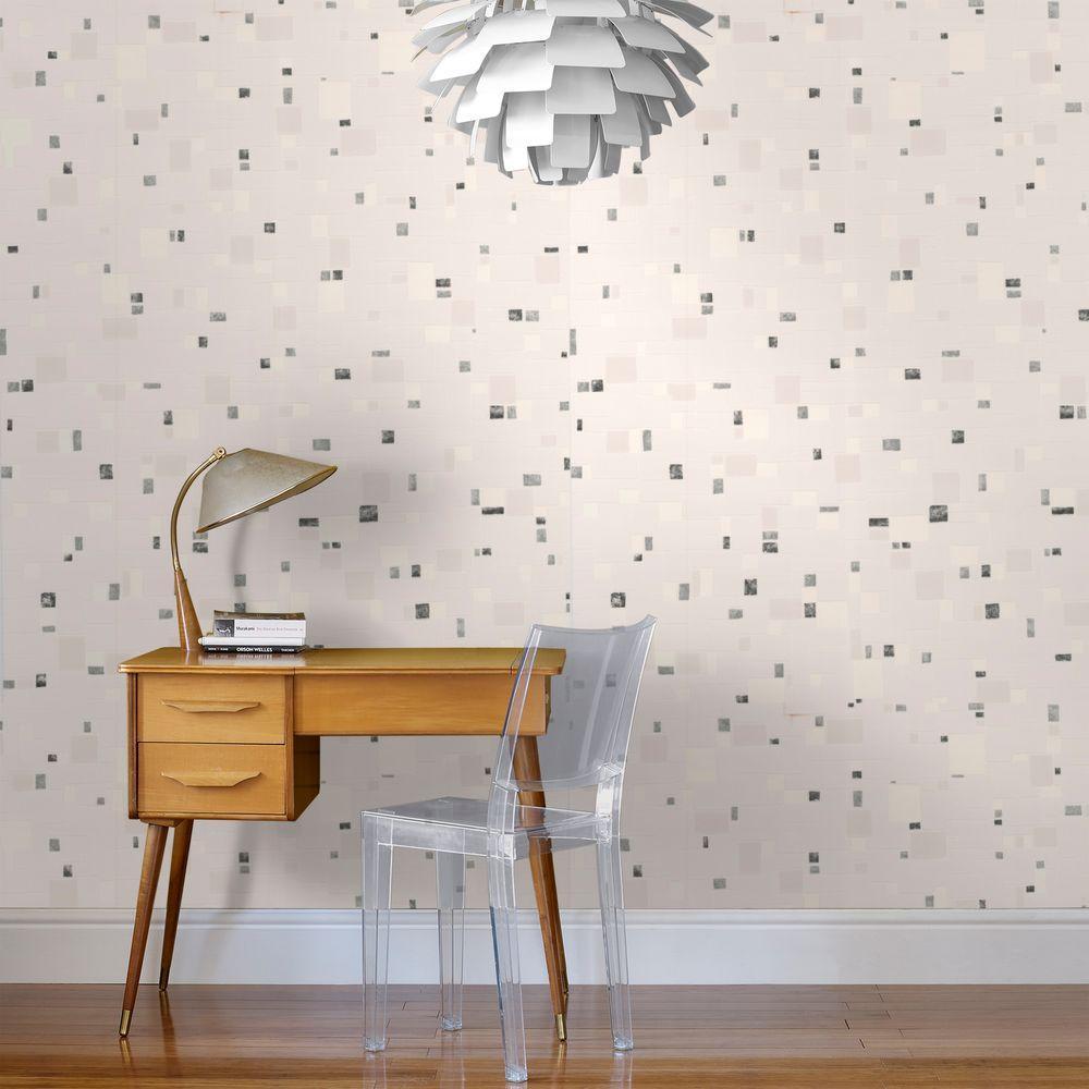 Spa Black Wallpaper